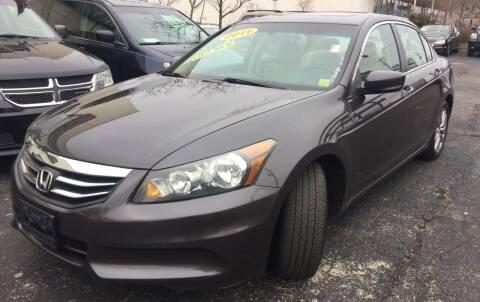 2011 Honda Accord for sale at Boardman Auto Mall in Boardman OH