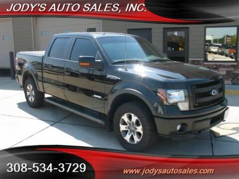 2014 Ford F-150 for sale at Jody's Auto Sales in North Platte NE