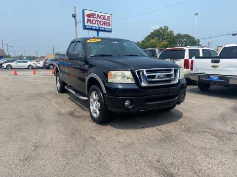 2007 Ford F-150 for sale at Eagle Motors in Hamilton OH