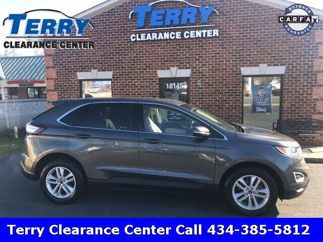 2016 Ford Edge for sale at Terry Clearance Center in Lynchburg VA