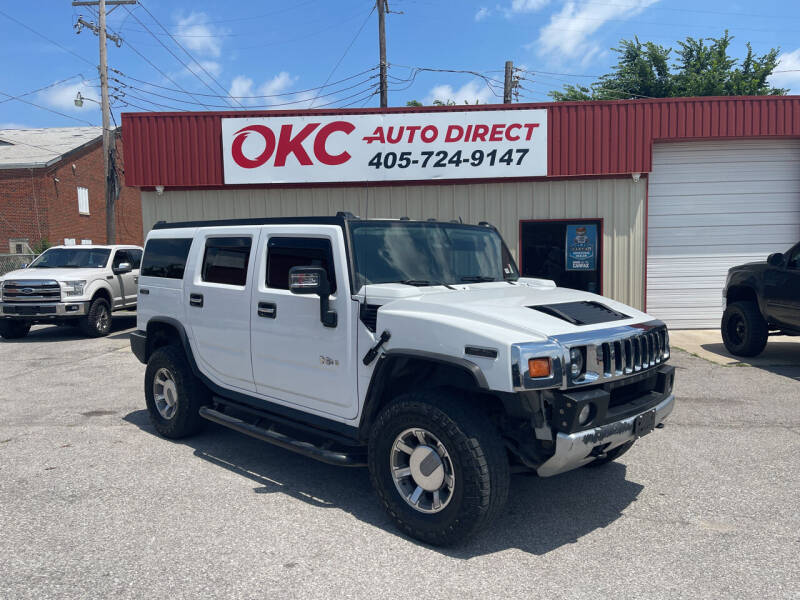2008 HUMMER H2 for sale at OKC Auto Direct, LLC in Oklahoma City OK