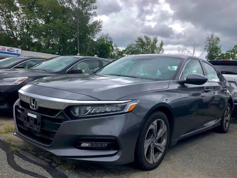 2018 Honda Accord for sale at Top Line Import in Haverhill MA