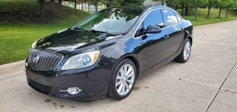 2013 Buick Verano for sale at Western Star Auto Sales in Chicago IL