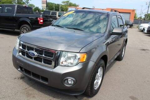 2012 Ford Escape for sale at Road Runner Auto Sales WAYNE in Wayne MI
