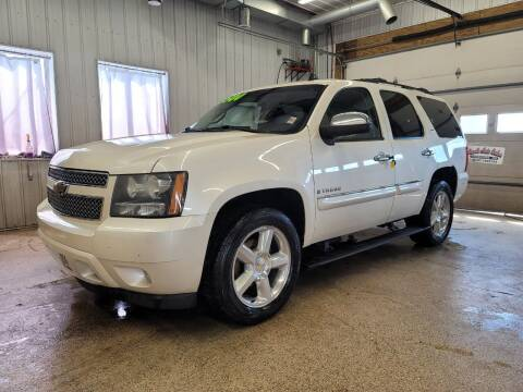 2008 Chevrolet Tahoe for sale at Sand's Auto Sales in Cambridge MN