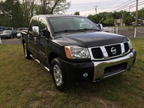 2006 Nissan Titan for sale at Manny's Auto Sales in Winslow NJ