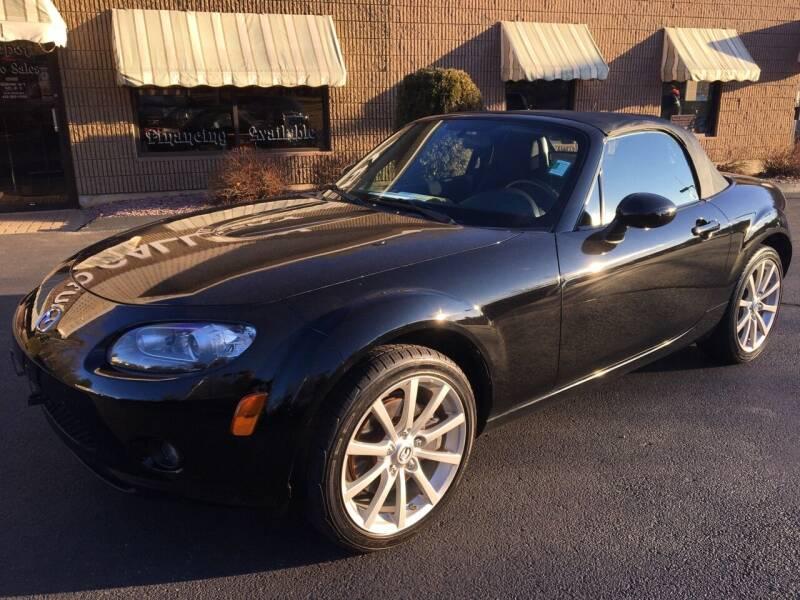 2008 Mazda MX-5 Miata for sale at Depot Auto Sales Inc in Palmer MA