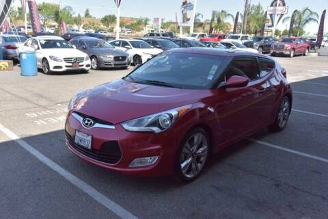 2016 Hyundai Veloster for sale at Choice Motors in Merced CA