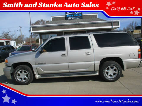 2006 GMC Yukon XL for sale at Smith and Stanke Auto Sales in Sturgis MI
