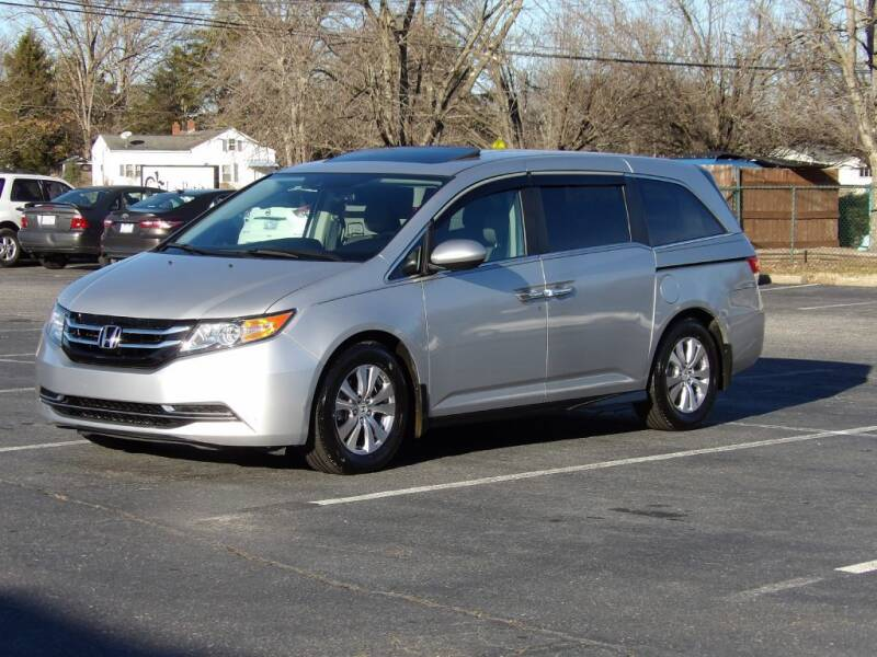 2014 Honda Odyssey for sale at Access Auto in Kernersville NC