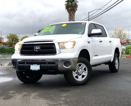 2011 Toyota Tundra for sale at LUGO AUTO GROUP in Sacramento CA