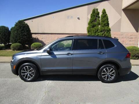 2019 Volkswagen Tiguan for sale at JON DELLINGER AUTOMOTIVE in Springdale AR