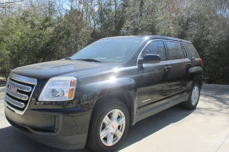 2016 GMC Terrain for sale at Vemp Auto in Garland TX