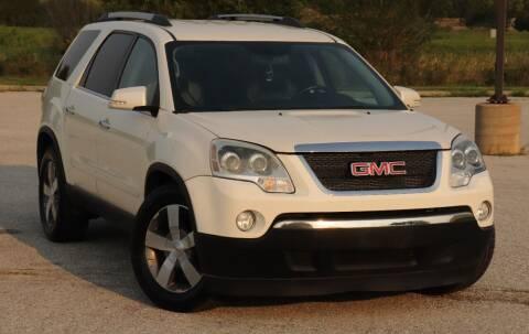 2010 GMC Acadia for sale at Big O Auto LLC in Omaha NE