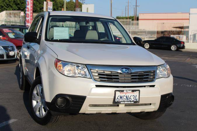 2010 Subaru Forester for sale in Los Angeles, CA