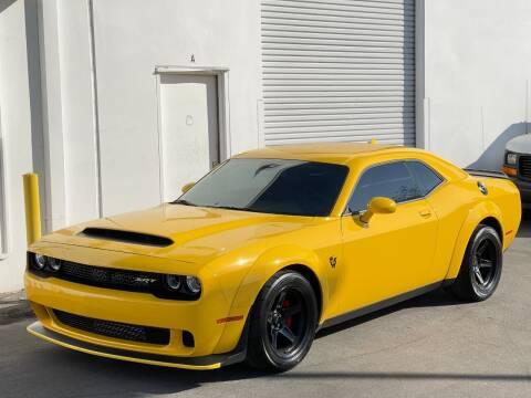 2018 Dodge Challenger for sale at Corsa Exotics Inc in Montebello CA