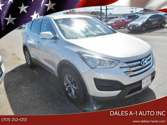 2014 Hyundai Santa Fe Sport for sale at Dales A-1 Auto Inc in Jamestown ND