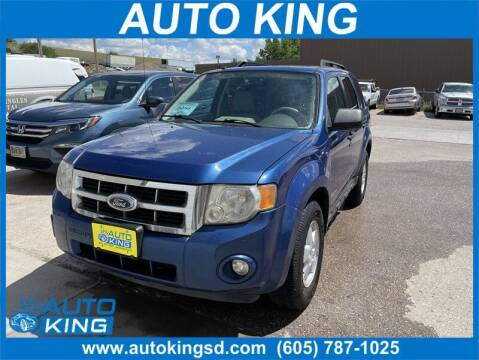 2008 Ford Escape for sale at Auto King in Rapid City SD