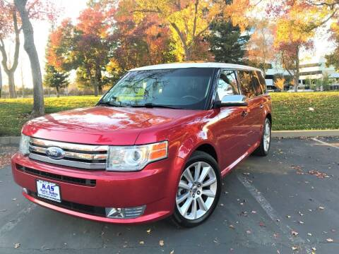 2011 Ford Flex for sale at KAS Auto Sales in Sacramento CA