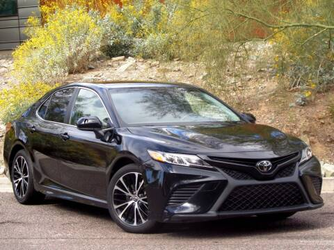 2018 Toyota Camry for sale at AZGT LLC in Phoenix AZ
