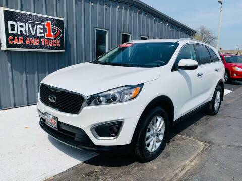 2016 Kia Sorento for sale at Drive 1 Car & Truck in Springfield OH