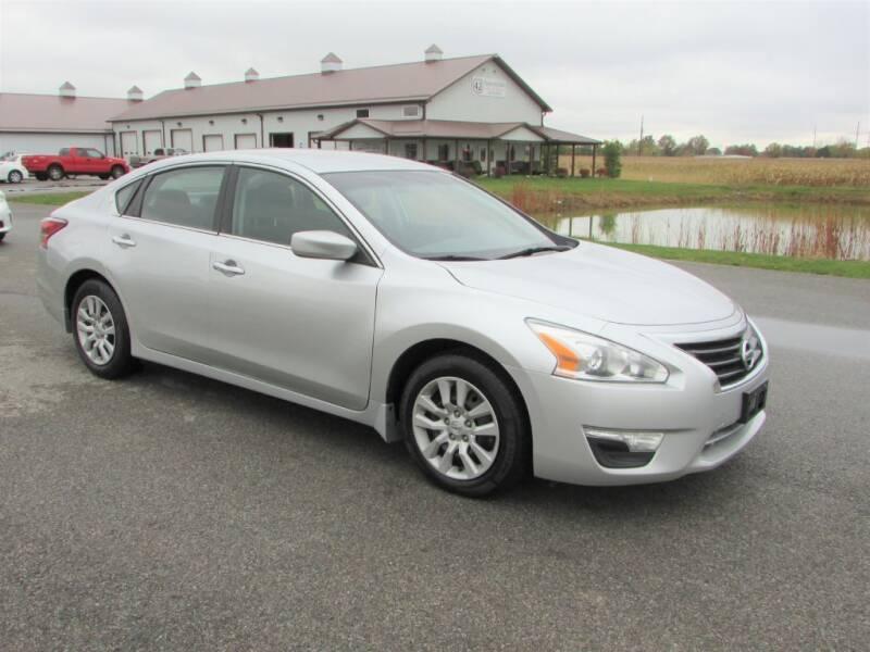 2015 Nissan Altima 2.5 4dr Sedan - Delaware OH