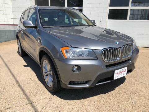 2014 BMW X3 for sale at AUTOSPORT in La Crosse WI