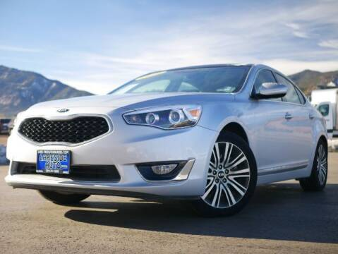 2016 Kia Cadenza for sale at Lakeside Auto Brokers in Colorado Springs CO