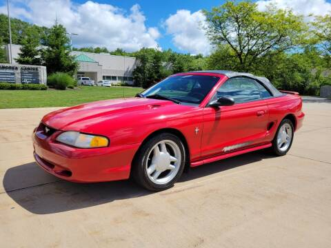 1994 Ford Mustang for sale at Lease Car Sales 3 in Warrensville Heights OH