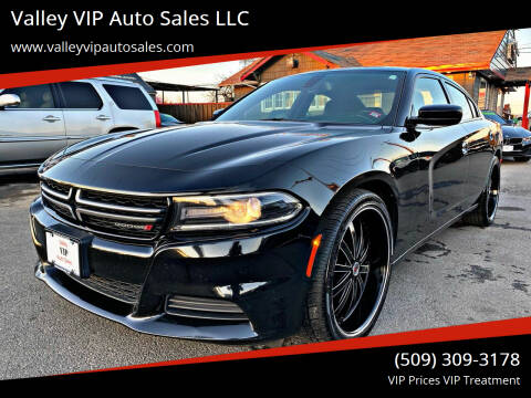 2015 Dodge Charger for sale at Valley VIP Auto Sales LLC in Spokane Valley WA