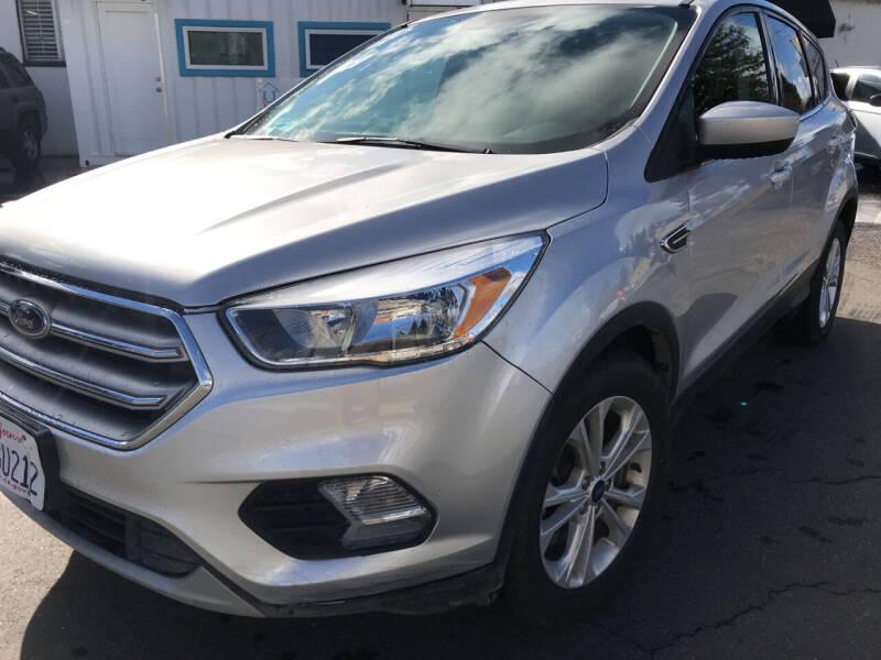 2017 Ford Escape for sale at AutoDistributors Inc in Fulton CA