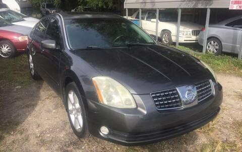 2006 Nissan Maxima for sale at Castagna Auto Sales LLC in Saint Augustine FL