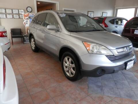 2007 Honda CR-V for sale at ABSOLUTE AUTO CENTER in Berlin CT