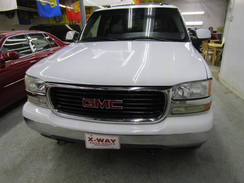 2003 GMC Yukon XL for sale at X Way Auto Sales Inc in Gary IN