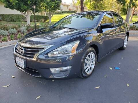 2013 Nissan Altima for sale at E MOTORCARS in Fullerton CA
