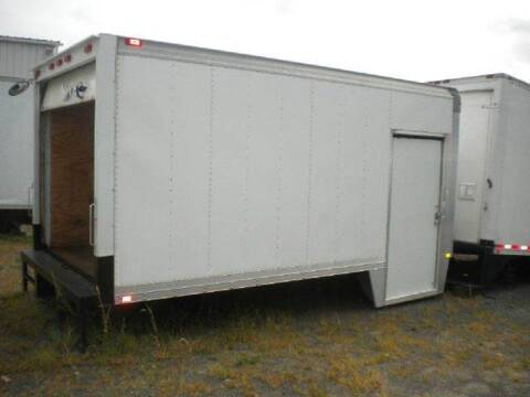 2006 Van Body 16ft van body with curb-side d for sale at Advanced Truck in Hartford CT