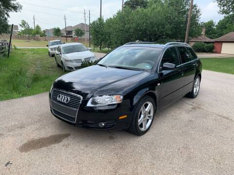 2007 Audi A4 for sale at CARWIN MOTORS in Katy TX