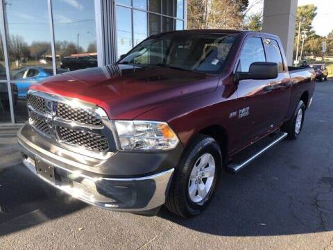 2018 RAM Ram Pickup 1500 for sale at Summit Credit Union Auto Buying Service in Winston Salem NC