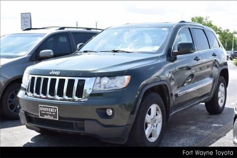2011 Jeep Grand Cherokee for sale at BOB ROHRMAN FORT WAYNE TOYOTA in Fort Wayne IN