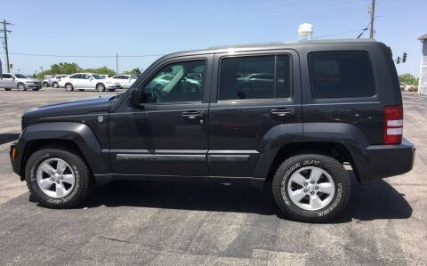 2011 Jeep Liberty for sale at Village Motors in Sullivan MO
