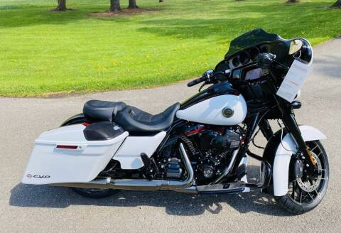 2021 Harley-Davidson® FLHXSE - CVO™ Street Gli for sale at Street Track n Trail in Conneaut Lake PA