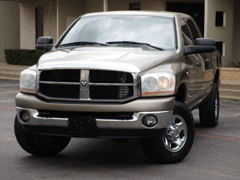 2006 Dodge Ram Pickup 2500 for sale at Ritz Auto Group in Dallas TX