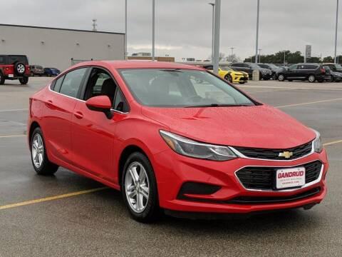 2017 Chevrolet Cruze for sale at Gandrud Dodge in Green Bay WI
