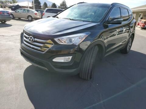 2015 Hyundai Santa Fe Sport for sale at Firehouse Auto Sales in Springville UT