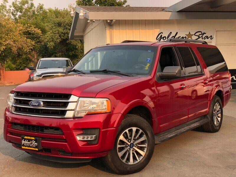 2015 Ford Expedition EL for sale at Golden Star Auto Sales in Sacramento CA