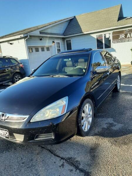 2007 Honda Accord for sale at JR Auto in Brookings SD