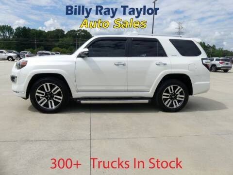 2016 Toyota 4Runner for sale at Billy Ray Taylor Auto Sales in Cullman AL