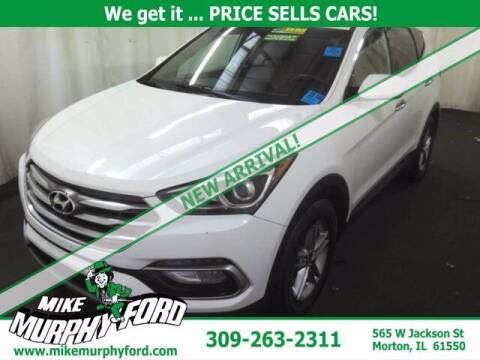 2017 Hyundai Santa Fe Sport for sale at Mike Murphy Ford in Morton IL