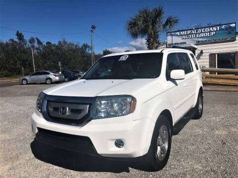2010 Honda Pilot for sale at Emerald Coast Auto Group LLC in Pensacola FL