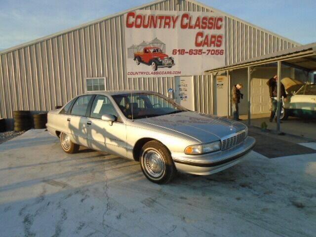 1991 Chevrolet Caprice for sale in Staunton, IL